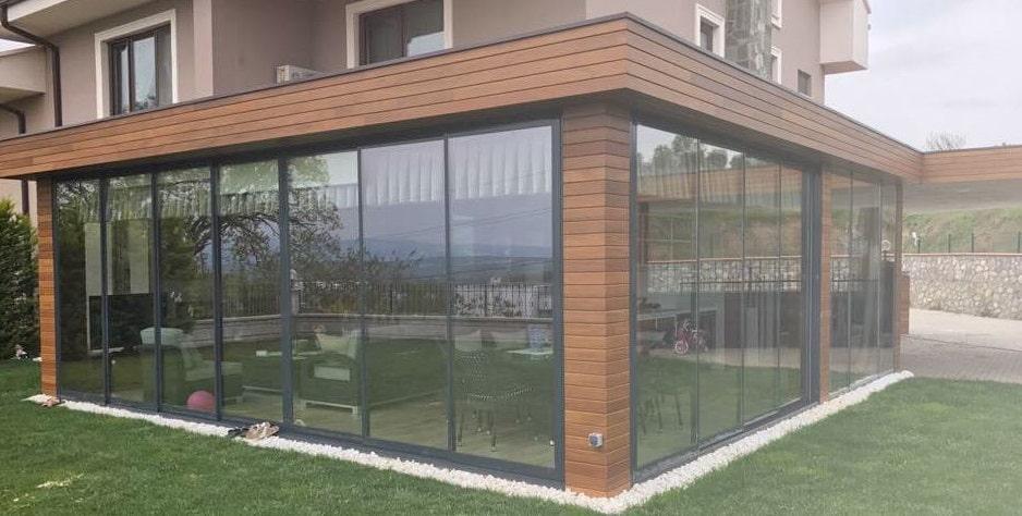 Kış bahçesi çatı sistemleri