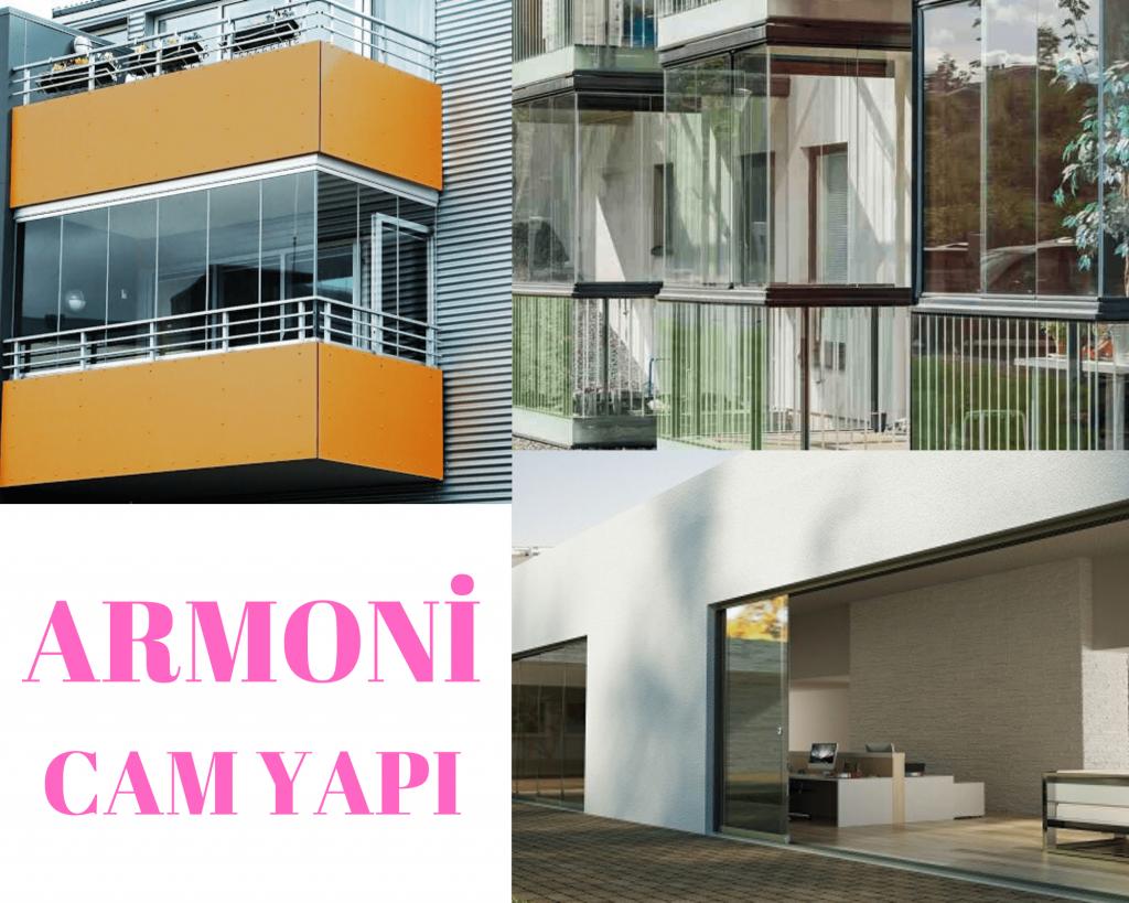 Cam balkon örnekleri İzmir
