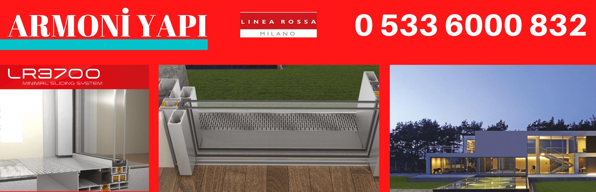 Linea Rossa LR-3700 sürme doğrama