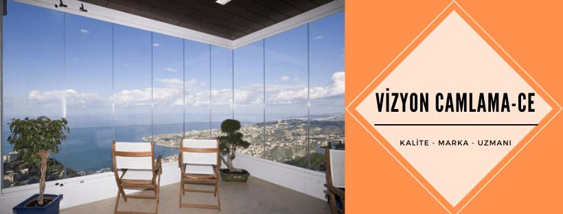 Vizyon cam balkon İzmir