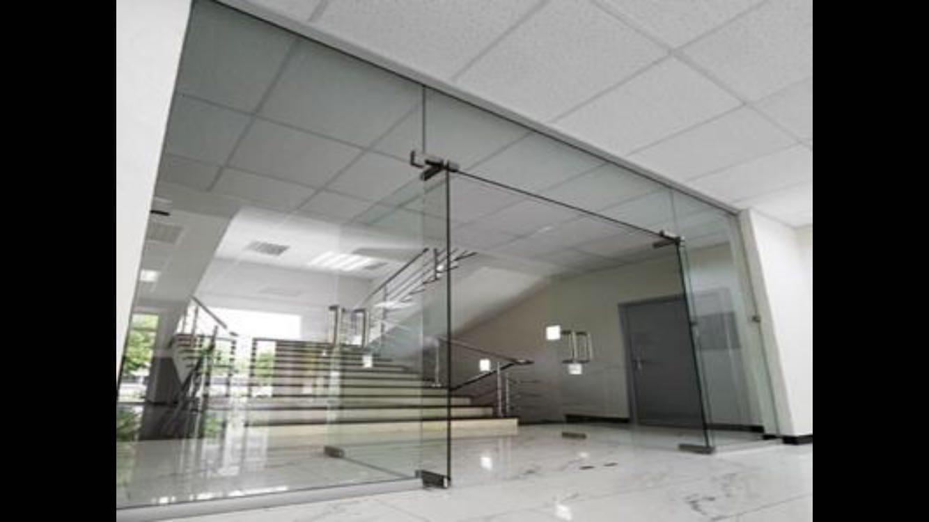 Ofis içi cam kapı İzmir